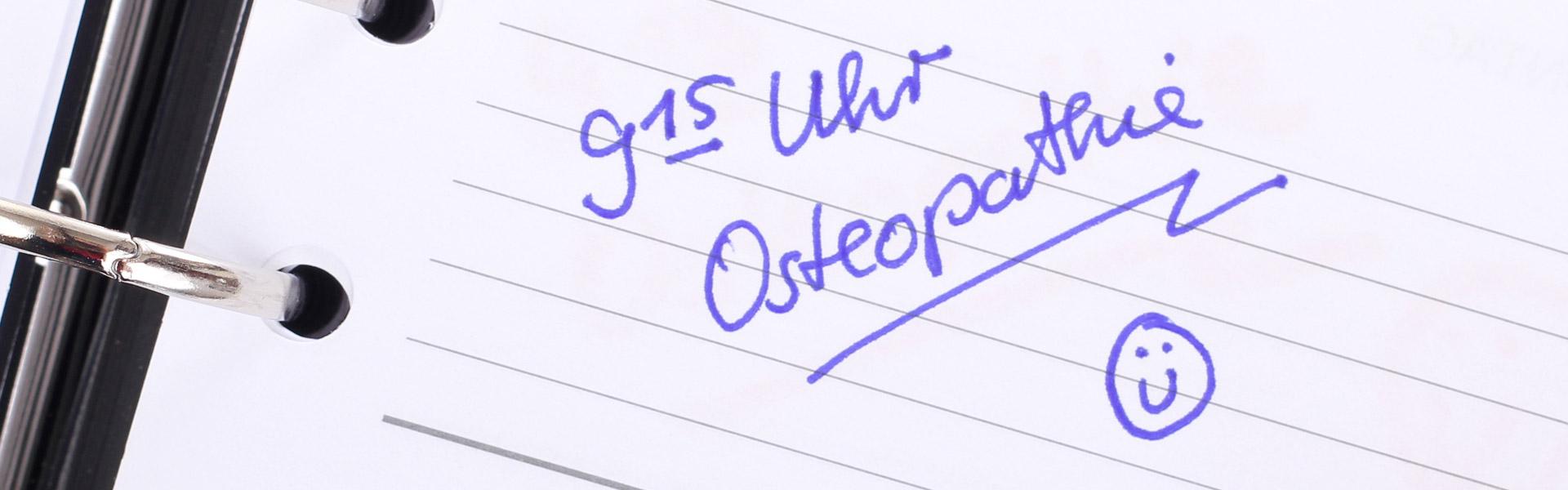 Praxis Fuchs Rottweil Physiotherapie Osteopathie Terminvereinbarung Termin vereinbaren