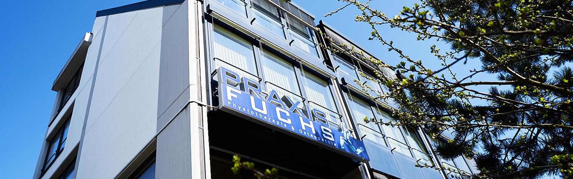 Praxis Fuchs Physiotherapie Osteopathie
