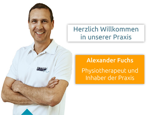 Praxis Fuchs Physiotherapie Osteopathie Rottweil Alexander Fuchs