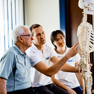 Beratung & Behandlung - Praxis Fuchs Physiotherapie Osteopathie Rottweil