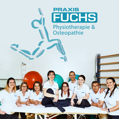 Unser Team - Praxis Fuchs Physiotherapie Osteopathie